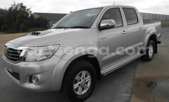 Buy Used Toyota Hilux Silver Car in Manzini in Swaziland