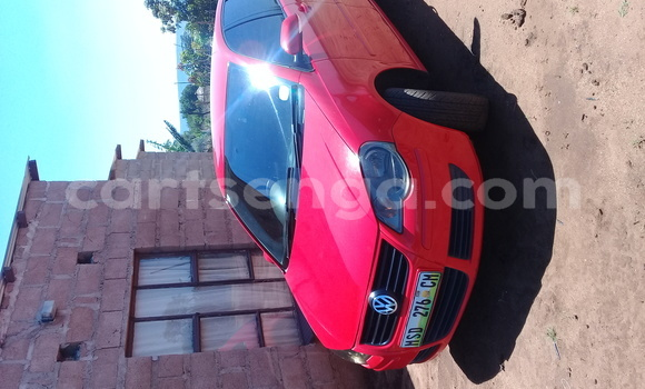 Buy Used Volkswagen Polo Red Car in Siteki in Lubombo District