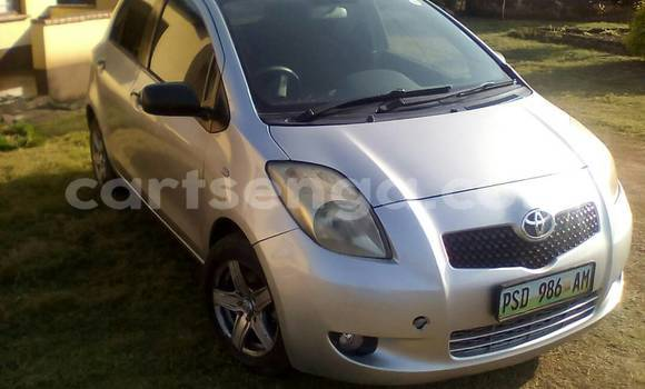 Buy Used Toyota Yaris Silver Car in Mbabane in Manzini