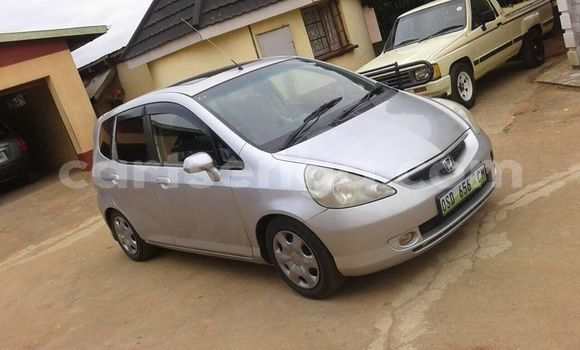 Buy Used Honda Fit Silver Car in Mbabane in Manzini