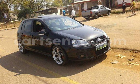 Nunua Ilio tumika Volkswagen Golf Black Gari ndani ya Mbabane nchini Manzini
