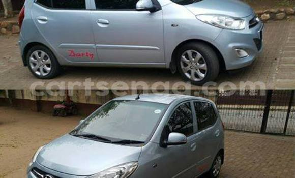 Buy Hyundai i20 Black Car in Manzini in Swaziland