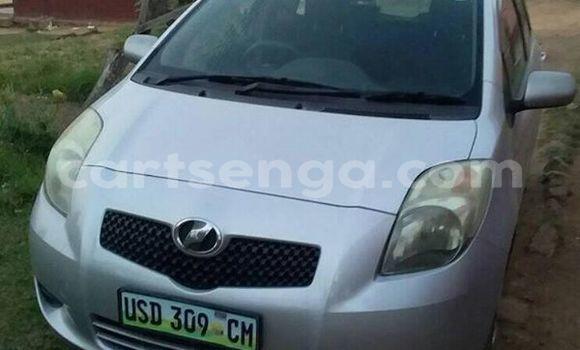 Nunua Ilio tumika Toyota Vitz Silver Gari ndani ya Mbabane nchini Manzini