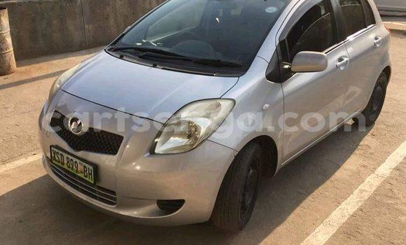 Buy Used Toyota Vitz Silver Car in Manzini in Manzini