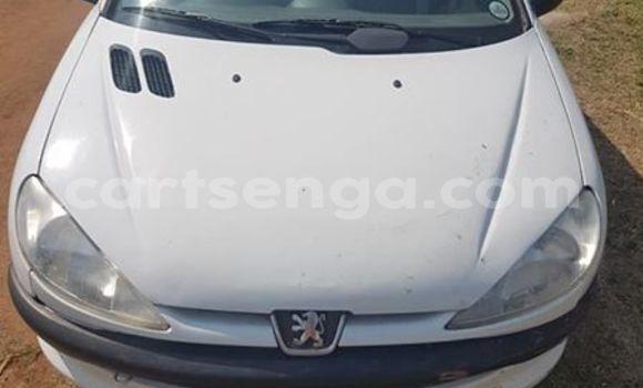 Buy Used Peugeot 206 White Car in Manzini in Manzini