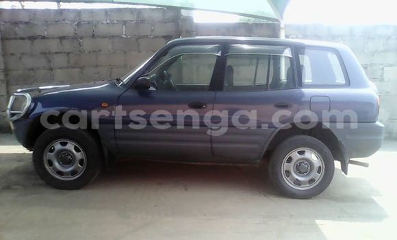 Buy Used Toyota RAV4 Black Car in Manzini in Swaziland