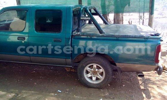 Buy Used Nissan Pickup Black Car in Manzini in Swaziland