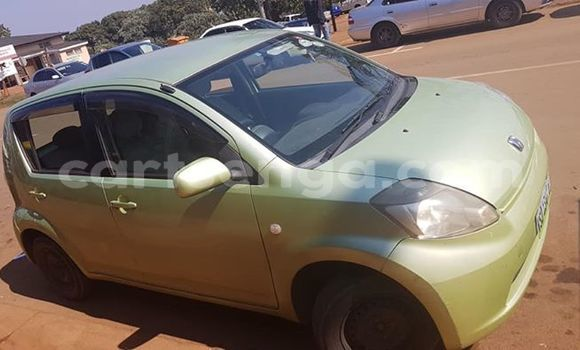 Buy Used Toyota Paseo Green Car in Mbabane in Manzini
