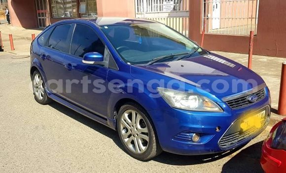 Buy Used Ford Focus Blue Car in Mbabane in Manzini