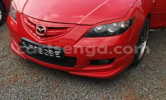 Buy Used Mazda Mazda 3 Red Car in Matsapha in Manzini