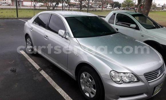 Buy Used Toyota Mark X Silver Car in Matsapha in Manzini