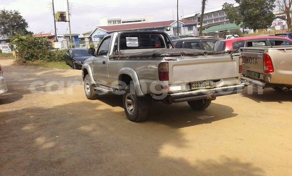 Buy Used Toyota Hilux Silver Car in Manzini in Manzini