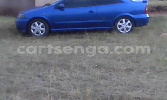 Buy Used Opel Astra Blue Car in Nhlangano in Shiselweni District