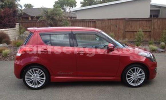 Buy Used Suzuki Swift Red Car in Mbabane in Manzini