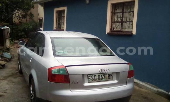 Buy Used Audi A4 Silver Car in Manzini in Manzini