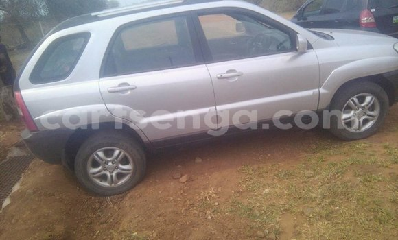 Buy Used Kia Sportage Silver Car in Matsapha in Manzini