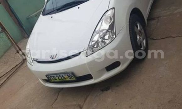 Buy Used Toyota Wish White Car in Manzini in Manzini