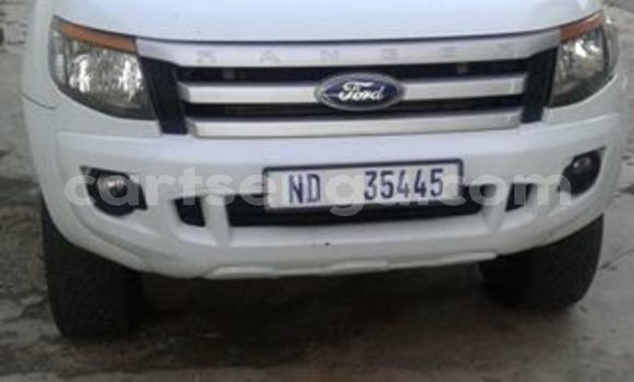 Buy Used Ford Ranger White Car in Manzini in Manzini