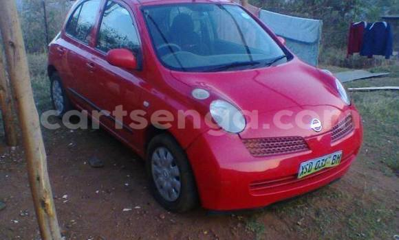 Buy Used Nissan March Black Car in Manzini in Swaziland
