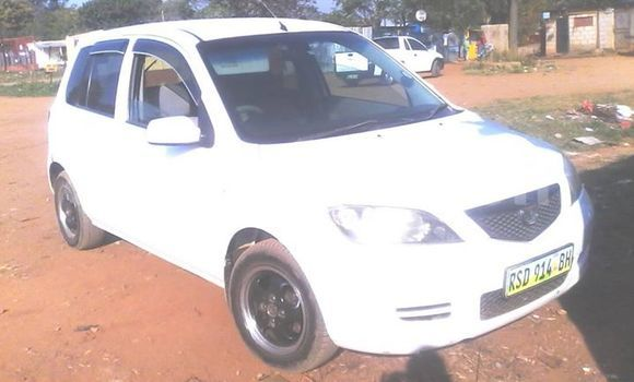 Buy Used Mazda Demio White Car in Matsapha in Manzini