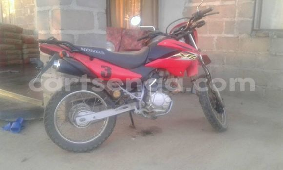 Buy Used Honda XR Red Bike in Bhunya in Manzini