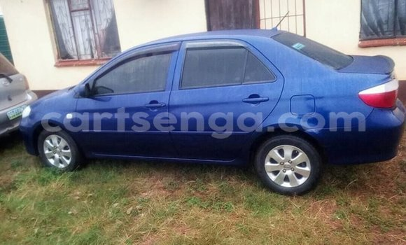 Buy Used Toyota Vios Blue Car in Manzini in Manzini