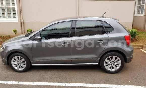 Buy Used Volkswagen Polo Green Car in Hlatikulu in Shiselweni District