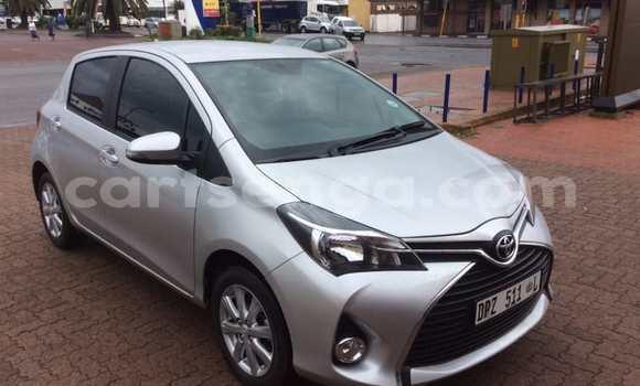 Buy Used Toyota Yaris Silver Car in Big Bend in Lubombo