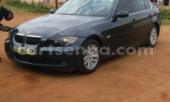 Buy Used BMW 3–Series Black Car in Mbabane in Manzini
