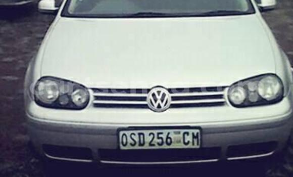 Buy Used Volkswagen Golf Silver Car in Siteki in Lubombo District
