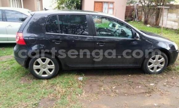 Buy Used Volkswagen Golf Black Car in Manzini in Manzini