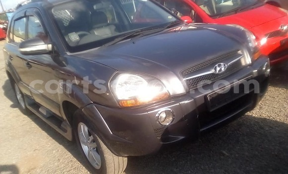 Buy Used Hyundai Tucson Black Car in Matsapha in Manzini