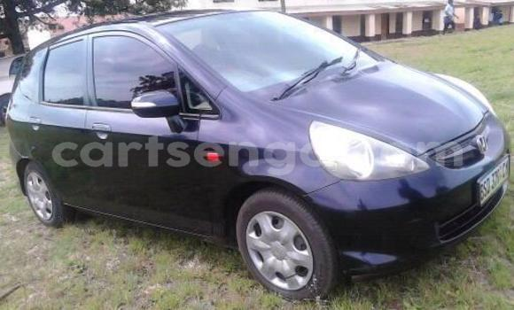 Buy Used Honda Fit Black Car in Kwaluseni in Manzini