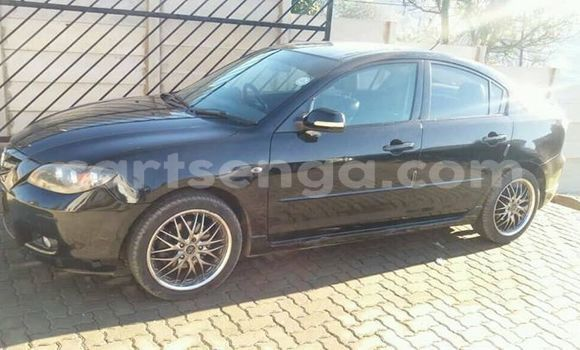 Buy Used Mazda Mazda 3 Black Car in Manzini in Manzini