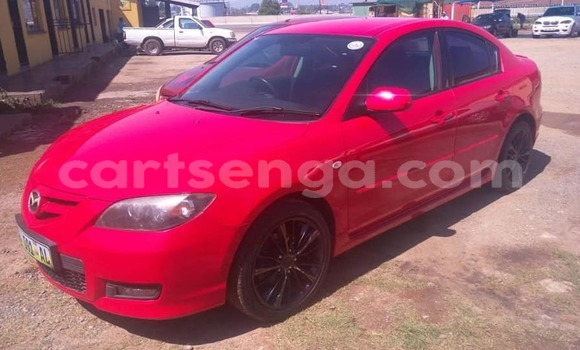 Buy Used Mazda Mazda 3 Red Car in Manzini in Manzini