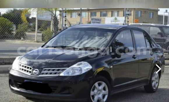 Buy Used Nissan Tiida Black Car in Manzini in Manzini