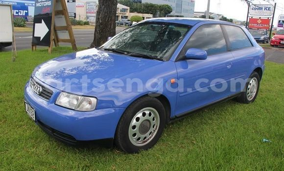 Buy Used Audi A3 Blue Car in Ezulwini in Hhohho