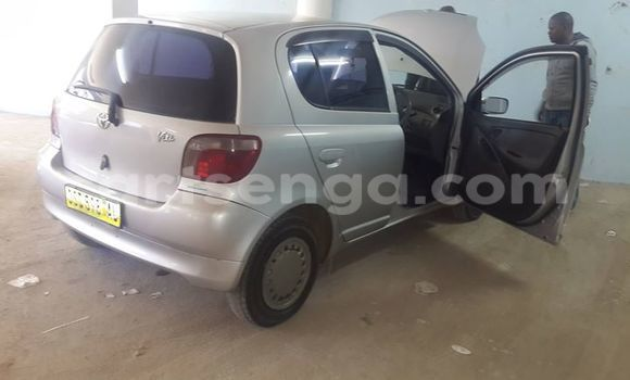Buy Used Toyota Vitz Black Car in Manzini in Swaziland
