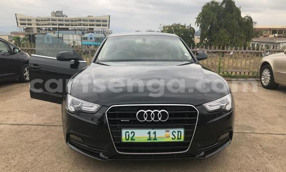 Buy Used Audi A6 Black Car in Ezulwini in Hhohho