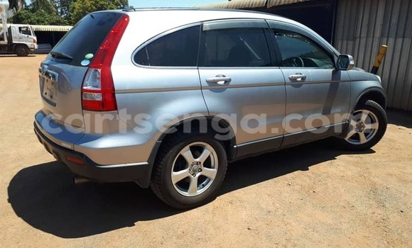 Buy Used Honda CR–V Silver Car in Matsapha in Manzini
