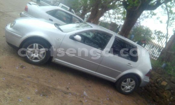 Buy Used Volkswagen Golf Silver Car in Matsapha in Manzini