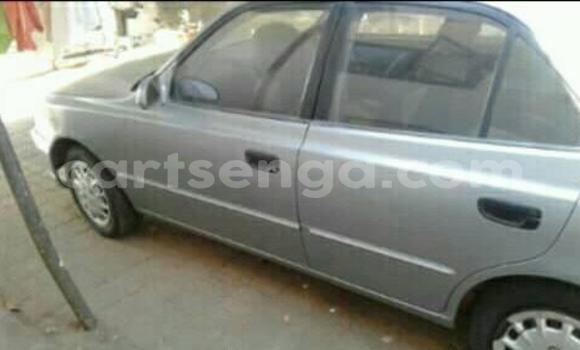 Buy Used Hyundai Accent Silver Car in Manzini in Manzini