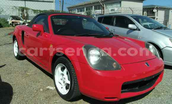 Buy Used Toyota MR2 Red Car in Manzini in Swaziland