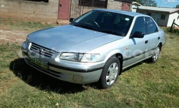 Buy Used Toyota Camry Silver Car in Kwaluseni in Manzini