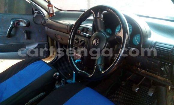 Buy Used Toyota Corsa Black Car in Manzini in Swaziland