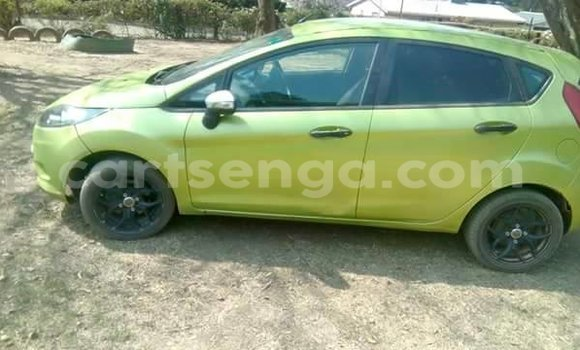 Buy Used Ford Fiesta Black Car in Manzini in Swaziland