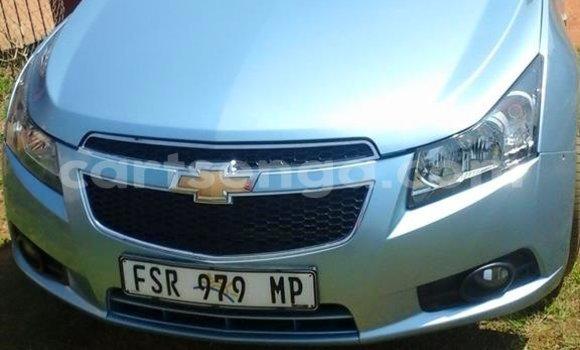Buy Used Chevrolet Caprice Black Car in Manzini in Swaziland