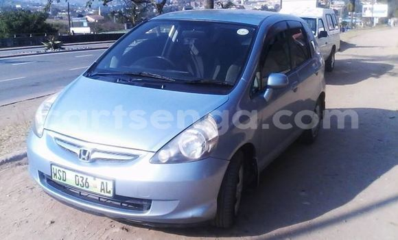 Buy Used Honda Fit Silver Car in Matsapha in Manzini