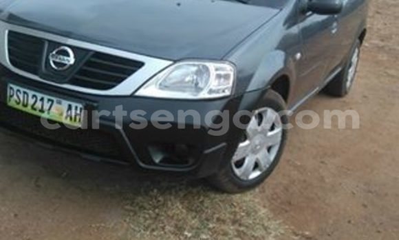 Buy Used Nissan Navara Black Car in Manzini in Swaziland