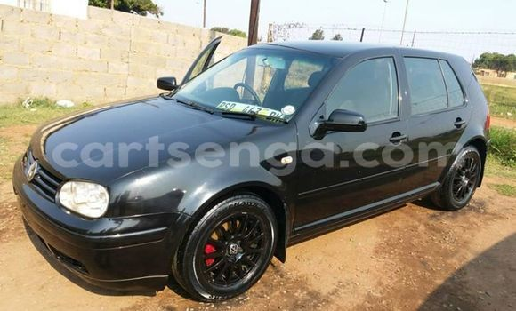 Buy Used Volkswagen Golf Black Car in Matsapha in Manzini